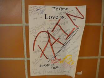 Love is... by ToniRockyhorror