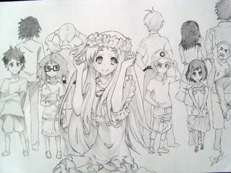 Ano Hana - Memories by Dante947
