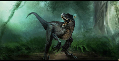 Raptor by Celrasa