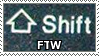 Shift FTW Stamp by Sheikah-ness