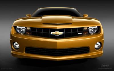 Chevy Camaro by Ali704