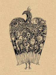 Inside the Bird by Sithzam