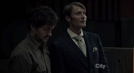 Hannibal and William by xXCrowFeatherXx