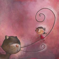 cat by lotpetot