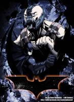 Dark Knight poster Final by omniblade80