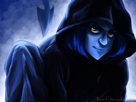 Blue by penxil