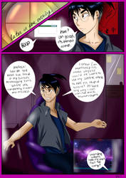 Self Discovery Chapter 3 Pg1 by NotYourTherapist