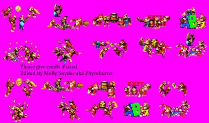Bonus compilation by Phyreburnz
