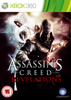 AC Revelations Concept cover by JSWoodhams