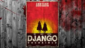Django Unchained Display poster by JSWoodhams
