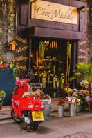 Chez Michele Borough Market by JSWoodhams