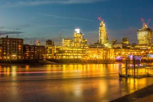 Embankment Night Photo by JSWoodhams
