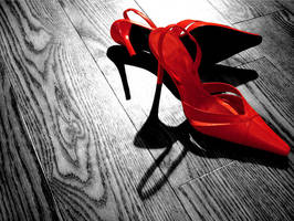 Red Shoes by timnelis