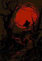 Red Sun by Yksittainen