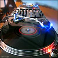 My DJ Setup. by blindexodus