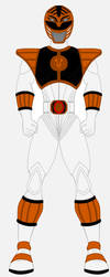 MMPR Movie White Ranger by PowerRangersWorld999