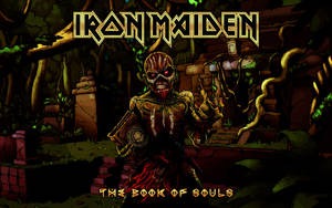 Iron Maiden - The Book of Souls L by croatian-crusader