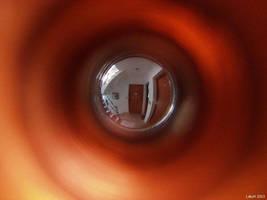 Door eye by latuff