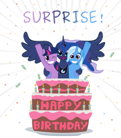 Happy Birthday by adcoon