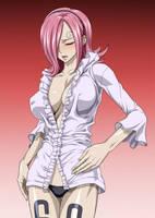 One Piece - Reiju Vinsmoke by FabioJon