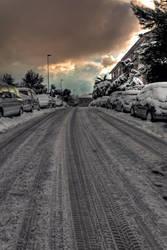 Dark and snowy by david-rf