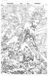 Psylocke Page by harveytolibao