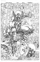 Death Claws by harveytolibao