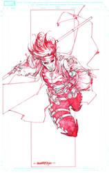 Gambit by harveytolibao