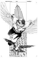 Falcon by harveytolibao
