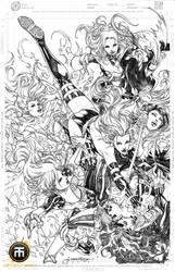 Marvel Battle ROYAL by harveytolibao