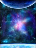 Space Song III - 'You and Me' by LadyAlu