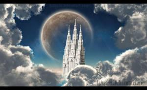 Sky Temple by LadyAlu