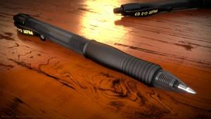 Pilot Pen by Byron1c