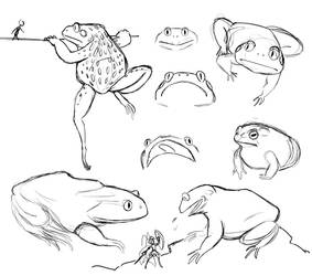 Croaker Concepts by wormologist