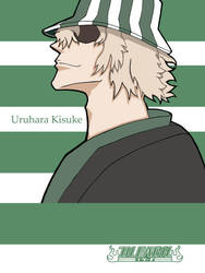 Uruhara Kisuke by kidmecha