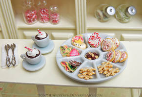 1:12 Christmas Cookies by PepperTreeArt