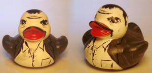 Nick Cave Rubber Ducky by Caen-N