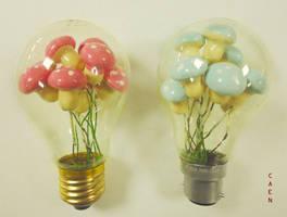 Shrooms Idea by Caen-N