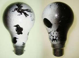 RavenSkull Idea by Caen-N