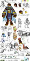 Superior mode concepts: Alexis Zenos by cupil