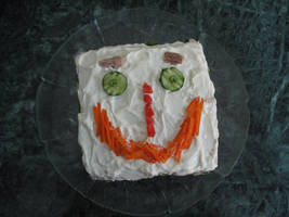 Happy Cake by LadyEloise
