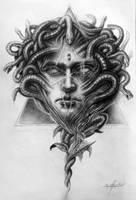 Medusa by KaradjinovicMarko