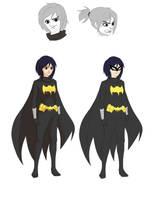 Cassandra Cain (Batgirl) by shana340