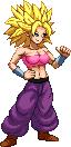 Patreon Reward: Caulifla (Dragon Ball Super) by barker09