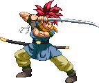 Backer Reward: Crono by barker09