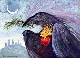 Rosemary Raven by bonegoddess