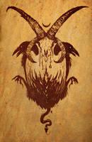 Shaman's Crest by bonegoddess