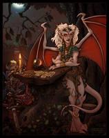 Gargoyle Gypsies - Color by bonegoddess