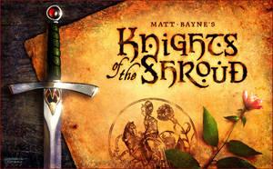Knights of the Shroud logo by bonegoddess