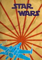 Star Wars Retro by uuuuuargh